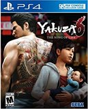 Yakuza 6: The Song of Life (PlayStation 4)